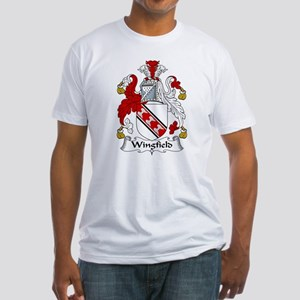 Wingfield Family Crest Fitted T-Shirt