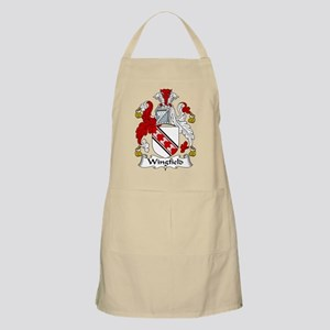 Wingfield Family Crest BBQ Apron