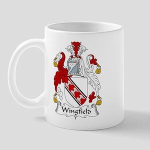 Wingfield Family Crest Mug