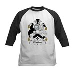 Winford Family Crest Kids Baseball Jersey