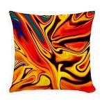 Native American Firebird Everyday Pillow