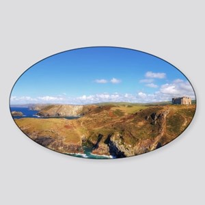 Cornwall Sticker (Oval)