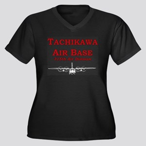 tachikawa air base japan Plus Size T-Shirt