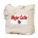 USCG Major Cutie  Tote Bag