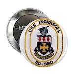 "USS INGERSOLL 2.25"" Button"