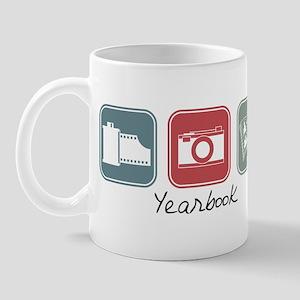 Yearbook (Squares) Mug
