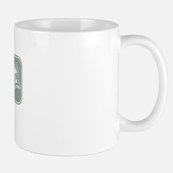 Yearbook (Squares) Mug