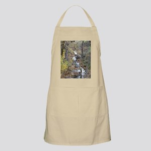 Autumn Creek Scene Apron
