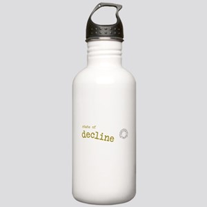 State of Decline Stainless Water Bottle 1.0L