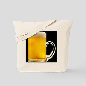 Foamy Beer Mug Tote Bag