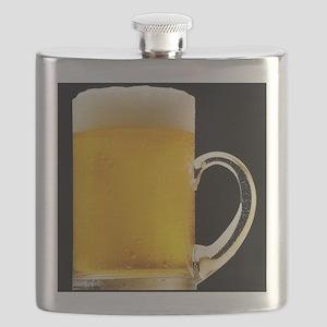 Foamy Beer Mug Flask