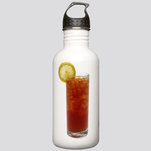 A Glass of Iced Tea Stainless Water Bottle 1.0L