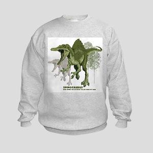 Spinosaurus Kids Sweatshirt