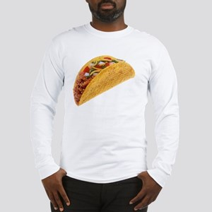 Hard Shell Taco Long Sleeve T-Shirt