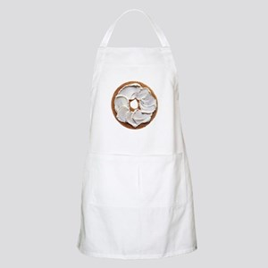 Bagel with Cream Cheese Apron