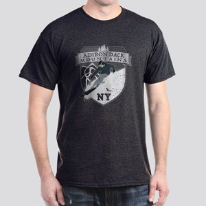 Ski Adirondacks Dark T-Shirt