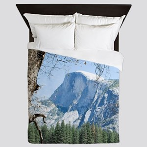 Yosemite's Half Dome Queen Duvet