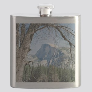 Yosemite's Half Dome Flask