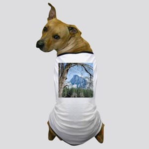 Yosemite's Half Dome Dog T-Shirt