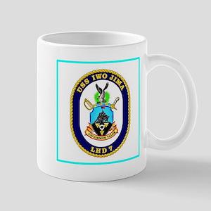 USS Iwo Jima Mugs