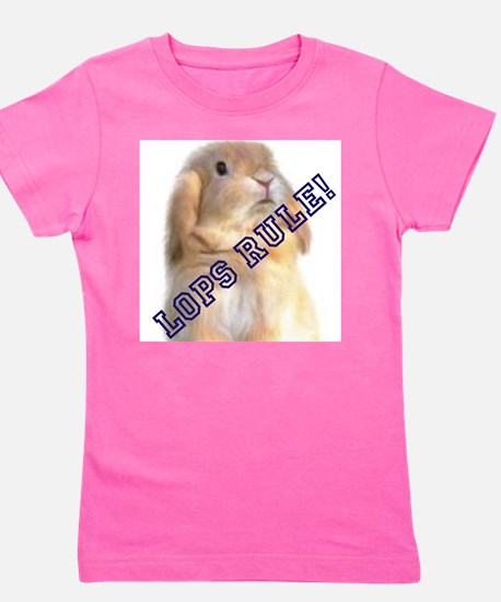 Lops Rule Girl's Tee