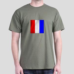 ICS Flag Letter T T-Shirt