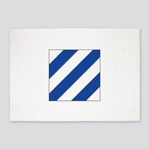 Allied Flag Number 6 5'x7'Area Rug