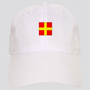 ICS Flag Letter R Baseball Cap