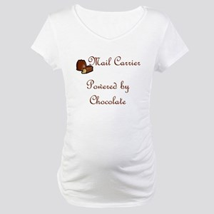 Mail Carrier Maternity T-Shirt