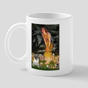 Fairies & Pug Mug