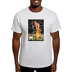 Fairies & Pug Light T-Shirt