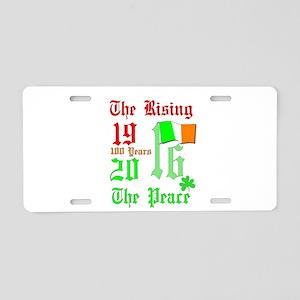 The Easter Rising 1916 Aluminum License Plate