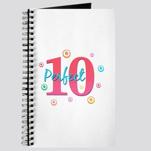 Perfect 10 Journal