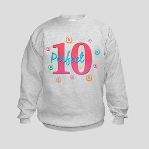 Perfect 10 Kids Sweatshirt