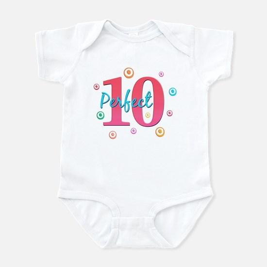 Perfect 10 Infant Bodysuit