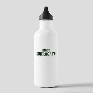 """Proud Surrogate"" Stainless Water Bottle 1.0L"