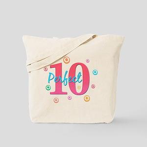 Perfect 10 Tote Bag