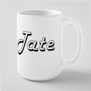 Tate surname classic design Mugs
