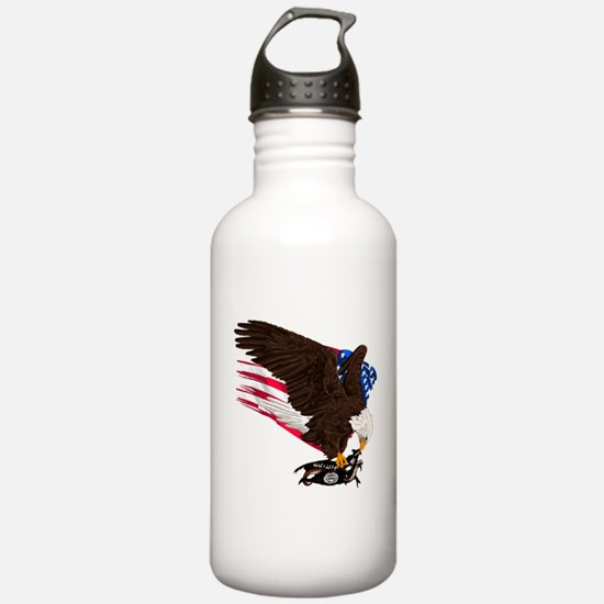 USA Destroys ISIS Water Bottle