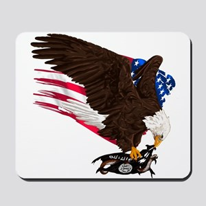 USA Destroys ISIS Mousepad