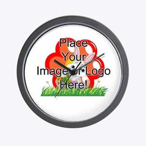 Image Only Wall Clock