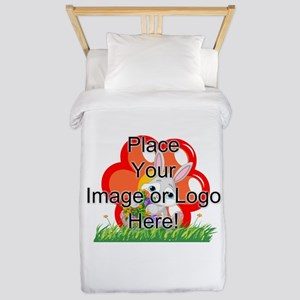 Image Only Twin Duvet