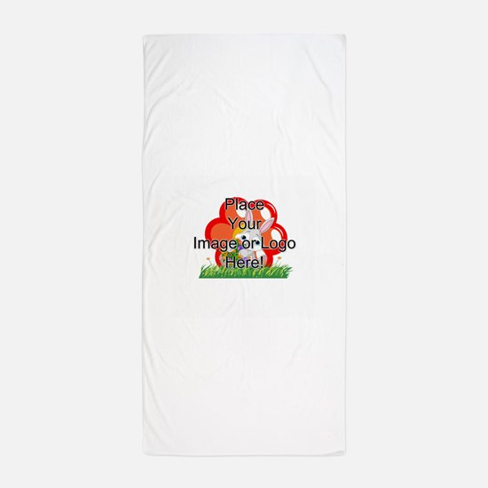 Image Only Beach Towel