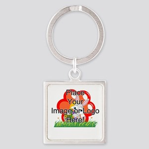 Image Only Keychains