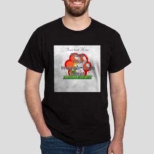 Single Line Overlay T-Shirt