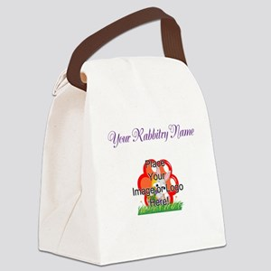 Add your Logo Canvas Lunch Bag
