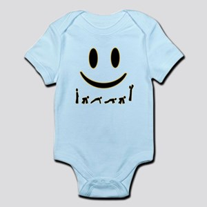 Burpee Smile Infant Bodysuit