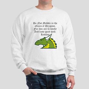 Dragon Affairs Sweatshirt