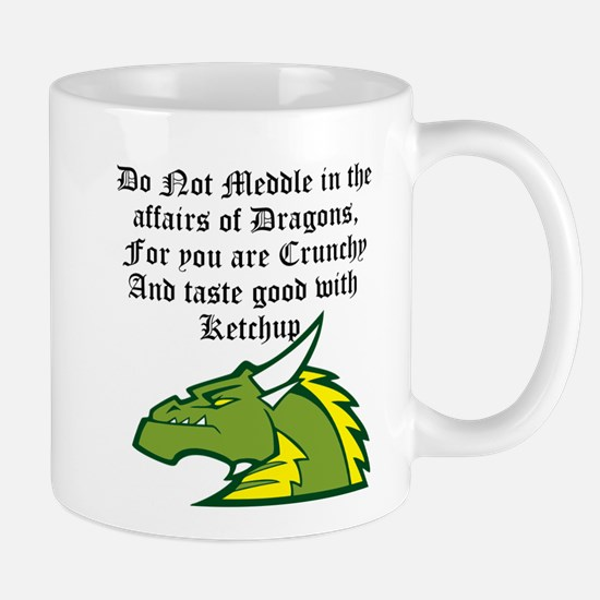 Dragon Affairs Mugs