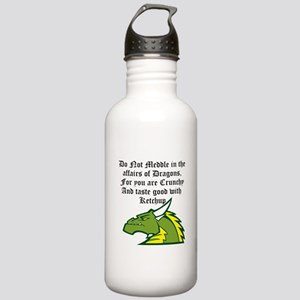 Dragon Affairs Water Bottle